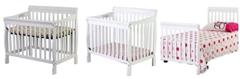 Dream On Me 3 In 1 Aden Convertible Mini Crib 117 61 On Me 3 In 1 Aden Convertible Mini Crib