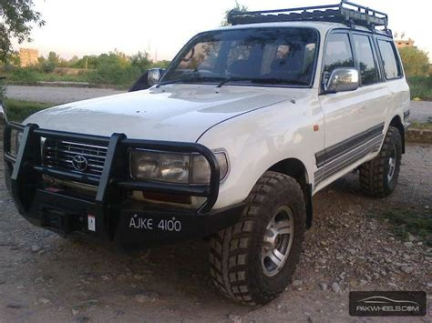 1992 Toyota Land Cruiser Toyota Land Cruiser Gx 1992 For Sale In Rawalpindi Pakwheels