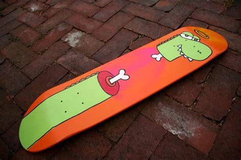 beautiful skateboard deck designs
