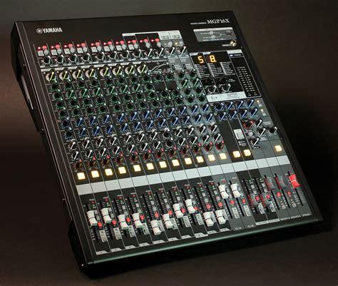 Mixer Yamaha Mgp 16 Channel yamaha mgp16x