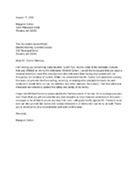 Letter Explanation Criminal Charges How To Address A District Attorney In A Letter 6 Steps