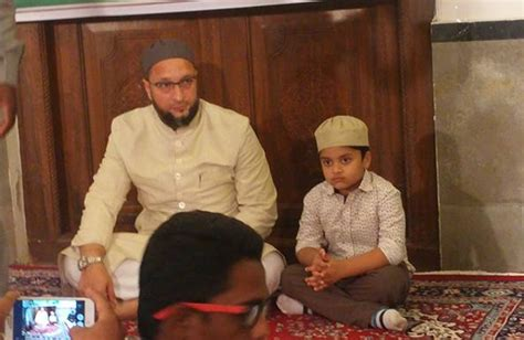 biography of updesh rana asaduddin owaisi profile wife son daughters and net asset