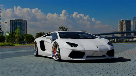 hd themes of cars lamborghini aventador wallpapers a45 hd background