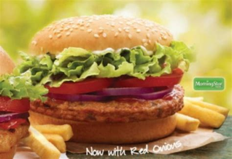 backyard burger veggie burger reality check we try burger king s four new burgers