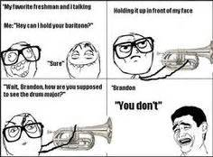 Funny Saxophone Memes - 1000 images about marching band memes c on pinterest