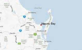 hervey bay location guide