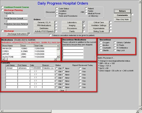 icu daily progress note template icu progress note template eliolera