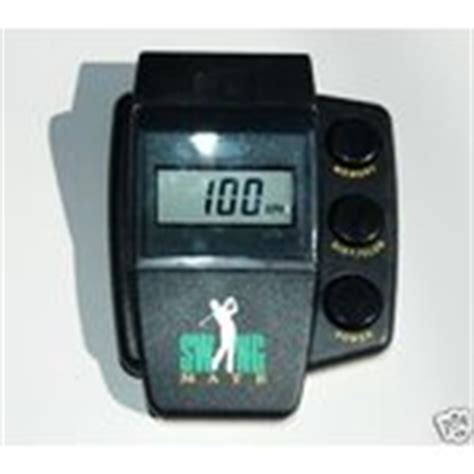 golf swing speed analyzer beltronics swingmate golf swing radar speed meter 04 05 2010