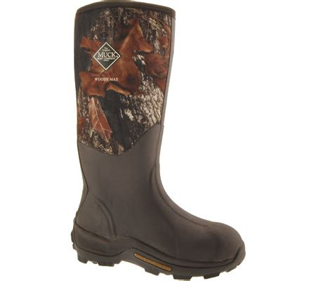 muck boots woody max cold conditions boot free