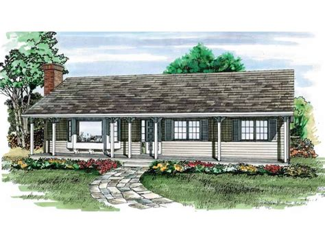 3 bedroom ranch house eplans ranch house plan simple details 1254 square