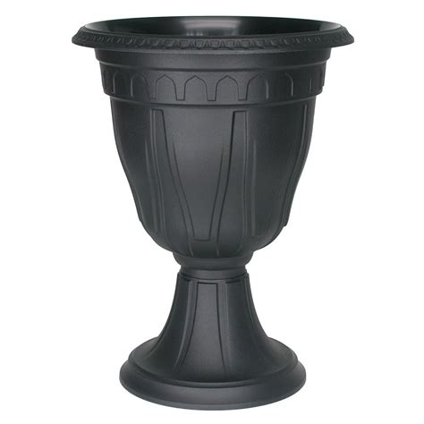 Plastic Planter Urns by Large Plastic Planters For Outdoor And Indoor Usage