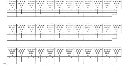 bowling score sheet template bowling score sheet form in word and pdf formats