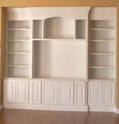 Designs Of Bookshelves On Wall Built In Bookshelf Design Plans 187 Woodworktips