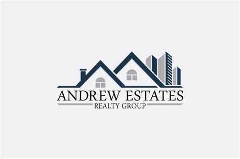 real estate logo templates real estate logo logo templates on creative market