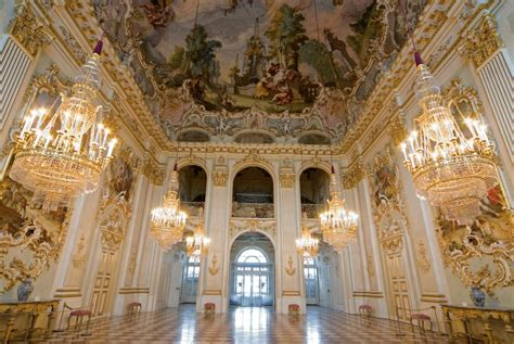 nymphenburg palace a summer retreat for the duke of