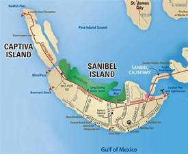 where is island on a florida map sanibel island fl the world s best shelling beaches