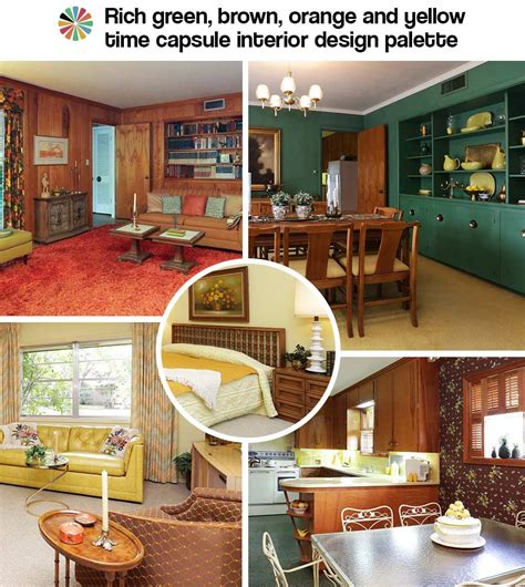 time capsule homes 1954 texas time capsule house interior design perfection
