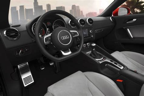 small engine repair training 2011 audi tt transmission control audi reveals new tt interior at ces car body design