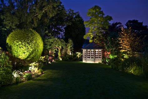 Garden Lights Uk Garden Lighting Image Gallery The Light Garden