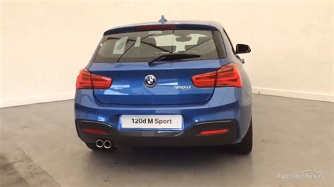 bmw 120d xdrive m sport bmw 1 series 120d xdrive m sport