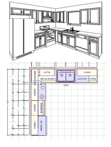 kitchen floor plans 10x12 17 best ideas about 10x10 kitchen on pinterest l shaped