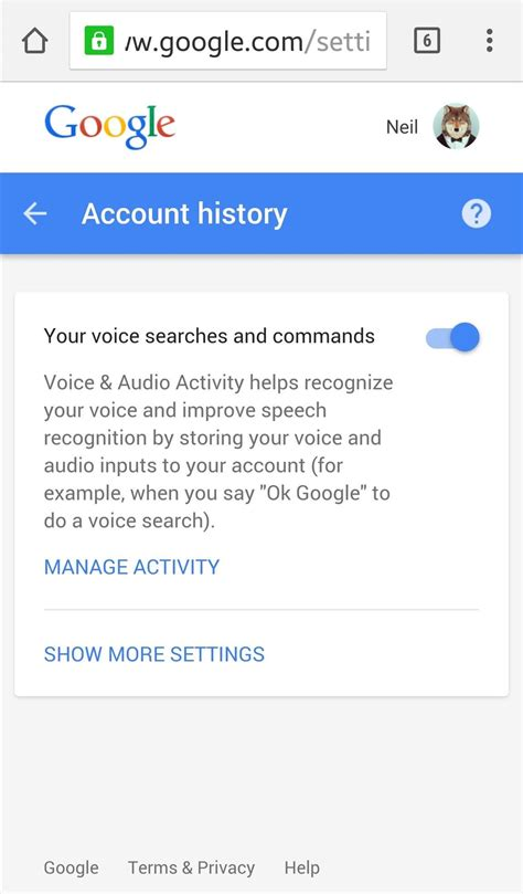 Your Search Stores Your Voice Search History Here S How To Delete Prevent It For