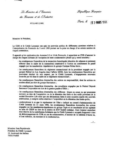 lettre contentieux