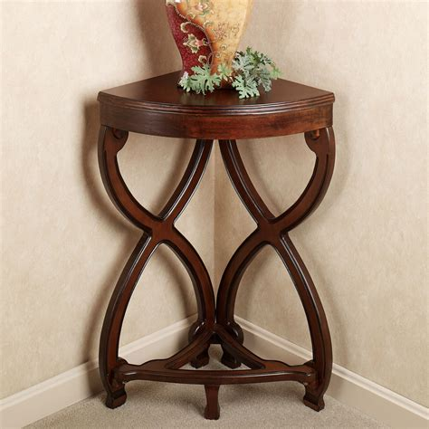 Corner Kitchen Furniture by Ninan Corner Accent Table