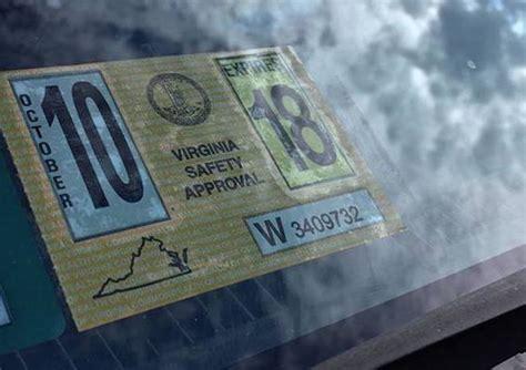 State Inspection Sticker