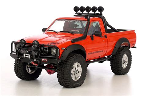 Mobil Remote Jeep Road Rock Crawler rcmodelex specialized for rc rock crawling trial and