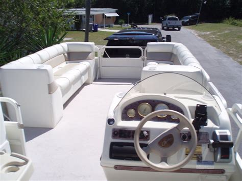 bentley pontoon cruise 240 boat for sale from usa