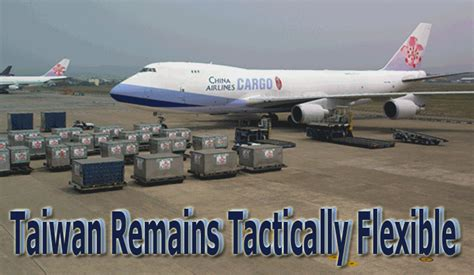 taiwan remains tactically