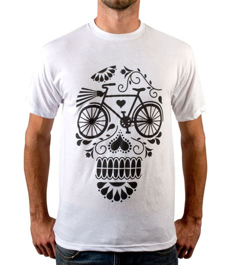 T Shirt Bike the cranium bicycle high performance shirt