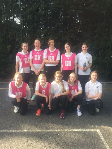 Thames Christian College Ofsted | year 7 and 8 netball win v thames christian college