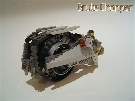 lego halo brute chopper tutorial part 1 2 youtube halo 3 brute chopper by alex peacock the brothers brick