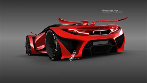 super concepts my new 3d max concept car design for bmw future super