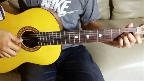 tutorial bermain gitar fingerstyle dewa 19 roman picisan tutorial gitar fingerstyle