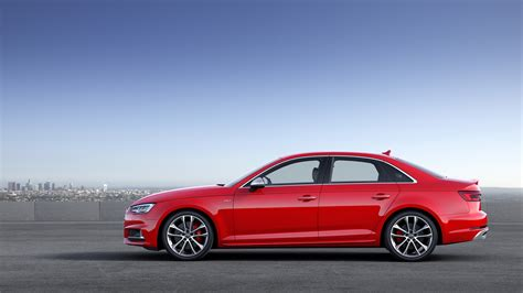 Neuer Audi S4 by 2018 Audi S4 Undercuts Mercedes Amg C43 At 50 900 Carscoops