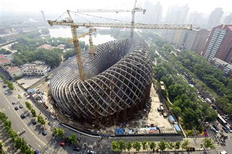 architect in chinese beijing buildings china architecture e architect