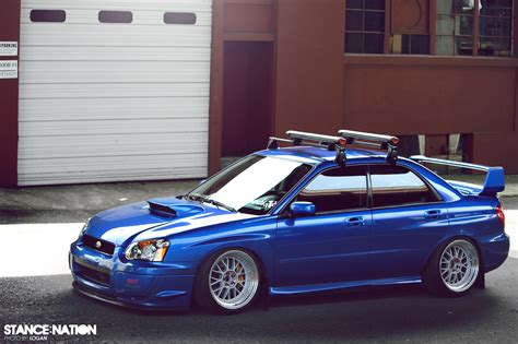 stanced subaru dropped sti stancenation form gt function