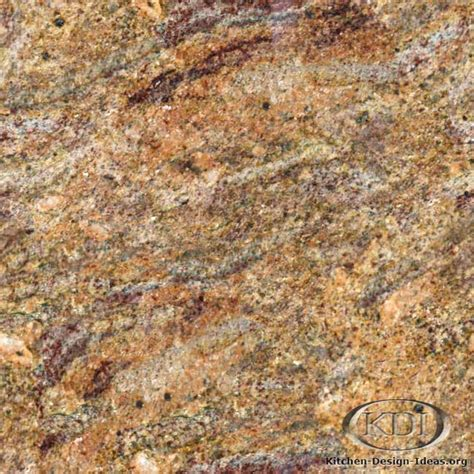 Gold Granite Countertops by Madurai Gold Granite Kitchen Countertop Ideas