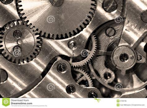 inside of a inside clock stock image image of gears inside jewels 3739735