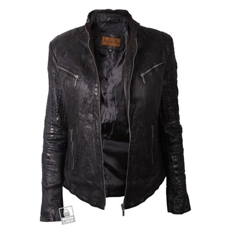 ladies brown biker black leather jackets ladies jackets review