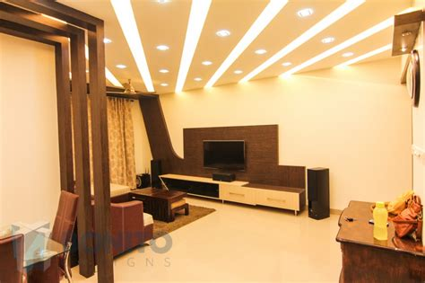 design of false ceiling in living room 3bhk apartment interiors in whitefield bangalore mr