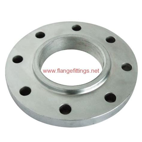 Flange Threded Stainless Steel stainless steel f304 threaded flange pipe fittings