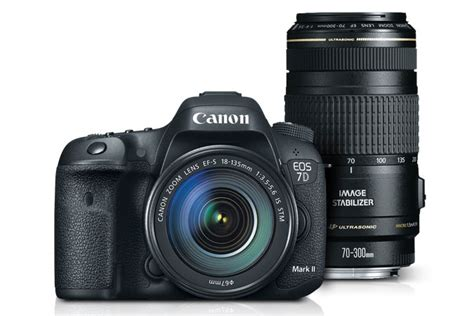Canon Eos 5d Iv Dslr Lensa 18 135mm 1 canon eos 7d ii ef s 18 135mm is stm lens kit ef 70 300mm f 4 5 6 is usm lens canon