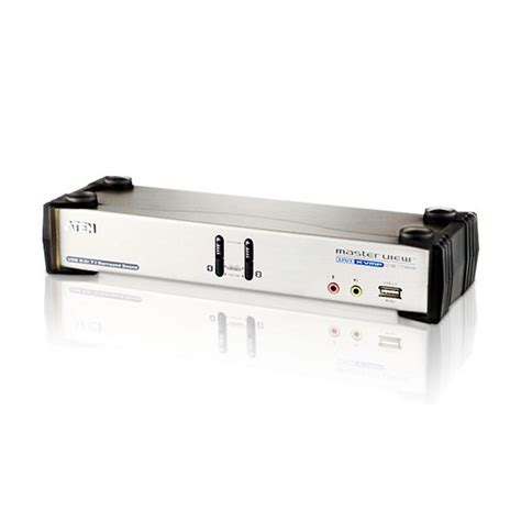 Ztek Mini Dvi To Dvi Cable harga jual aten cs1782 2 port usb 2 0 dvi kvmp switch