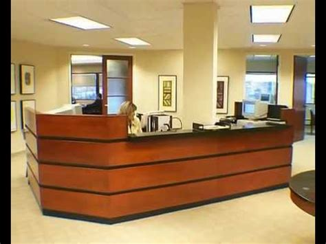 Build Reception Desk Youtube Build A Reception Desk