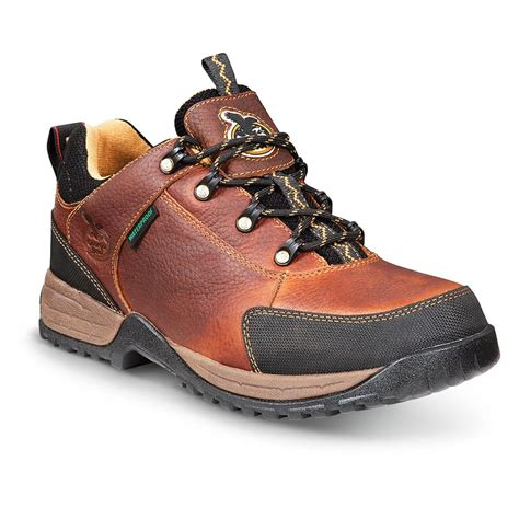 mens hiking sneakers s boot 174 riverdale low hiking shoes brown