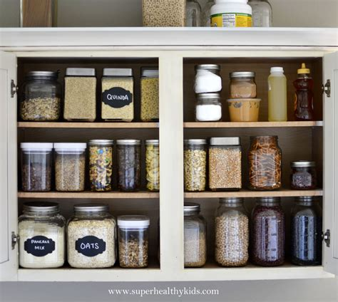My Kitchen Makeover - kitchen cabinet makeover getting rid of the packaging healthy ideas for kids
